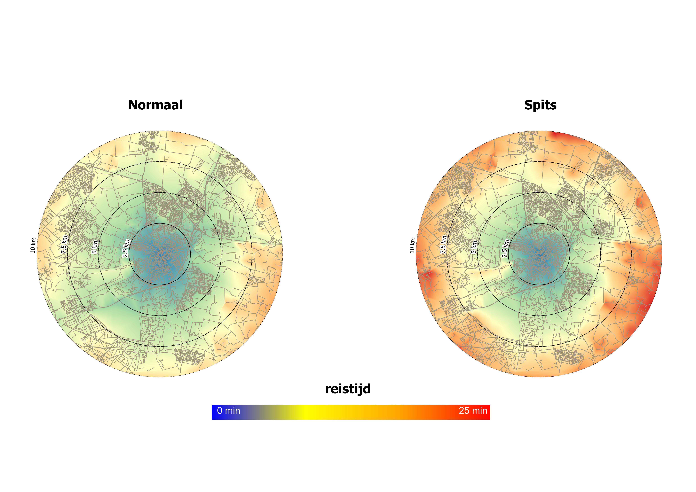 #geodata netwerkanalyse